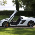 McLaren 650S Spider purchase completes in 24 hours